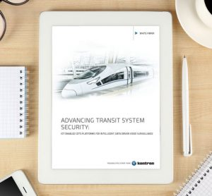 Whitepaper: advancing transit system security