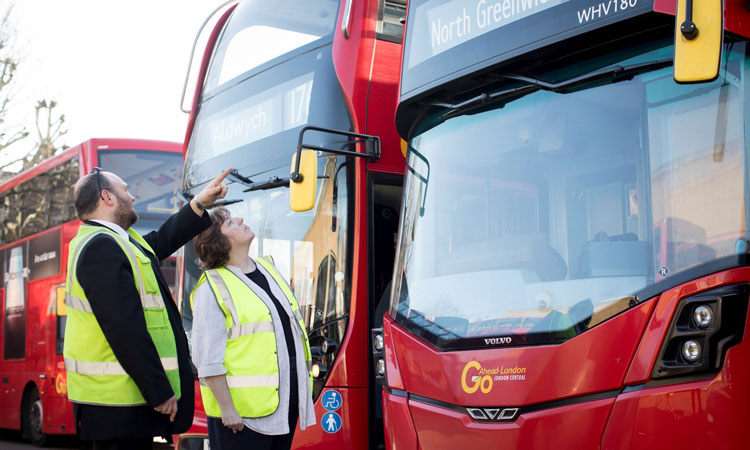 Apprentices will play an important role in developing the future of transport