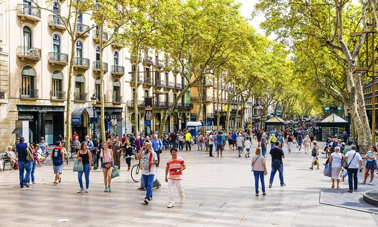 'Superblocks' model could save lives and improve transport networks in Barcelona