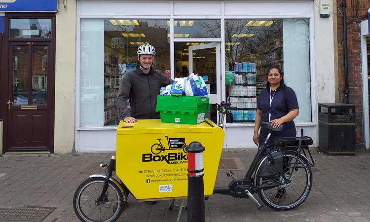 £2 million fund focuses on helping companies invest in electric cargo bikes