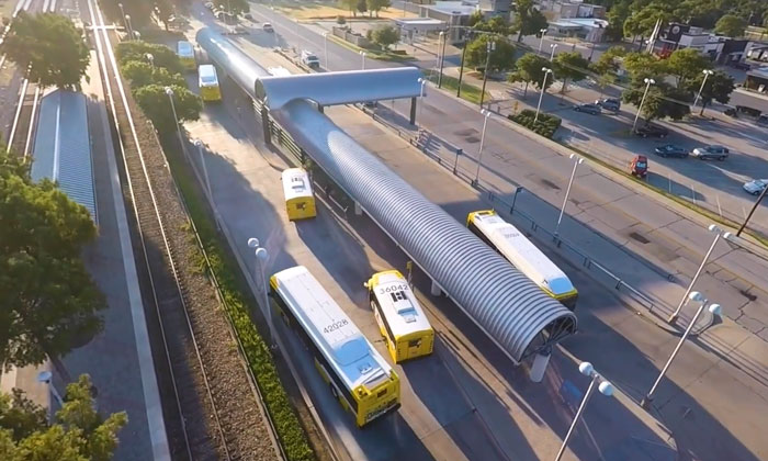 America's bus infrastructure will be modernised with $264 million