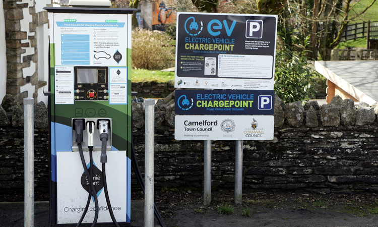 chargepoints