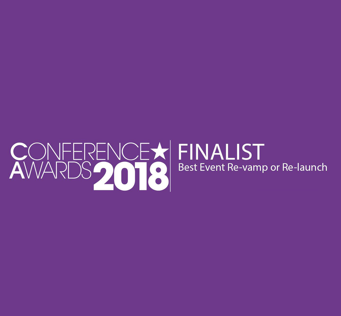 Intelligent Transport Conference shortlisted for national award