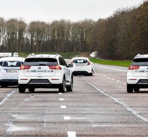 Connected vehicle project could 'end motorway pile-ups'