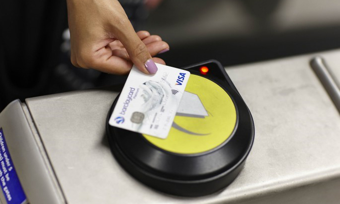 One billion contactless transactions on London's transport network in 2019