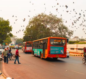 Delhi offers free bus transport for women