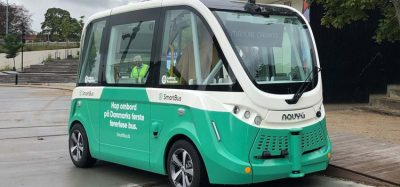 Autonomous bus service inaugurated in Danish suburb