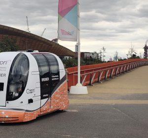driverless pod