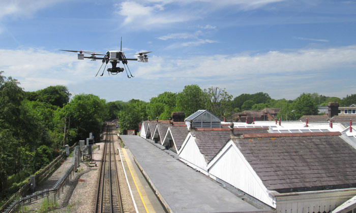 Transport for London commits to using drones for asset surveys