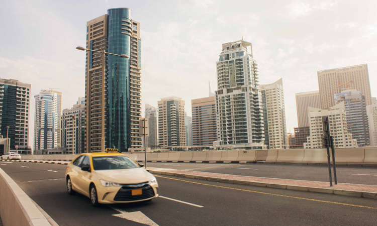One billion riders use Dubai taxis since 1995