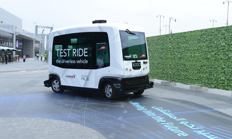Dubai's RTA enacts legislation governing trial runs of autonomous vehicles