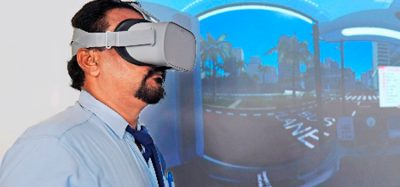 RTA introduces VR technology in the training of drivers