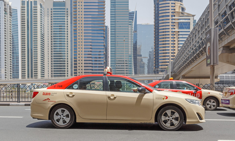 Dubai taxi bookings to move from RTA to Hala