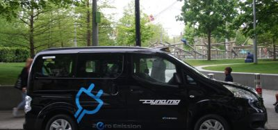 First all electric black cab launches in London