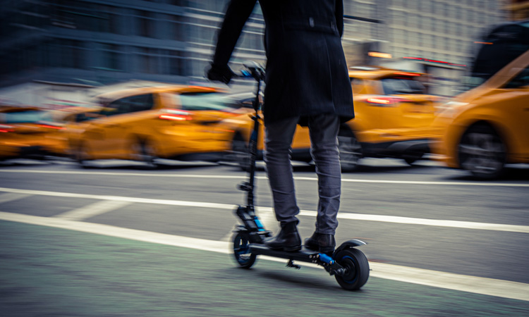E-bikes and e-scooters legalised in New York