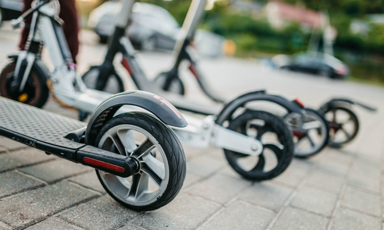 Milton Keynes could become 'testbed' for public e-scooters