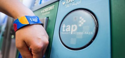 Wearing your fare: LA Metro's TAP Smart Card Program