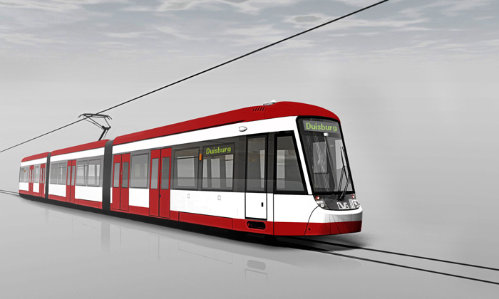 Bombardier Transportation secures contract for 47 new FLEXITY trams