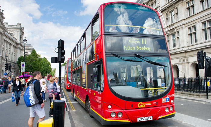 Go-Ahead introduces new tap-free bus ticketing system