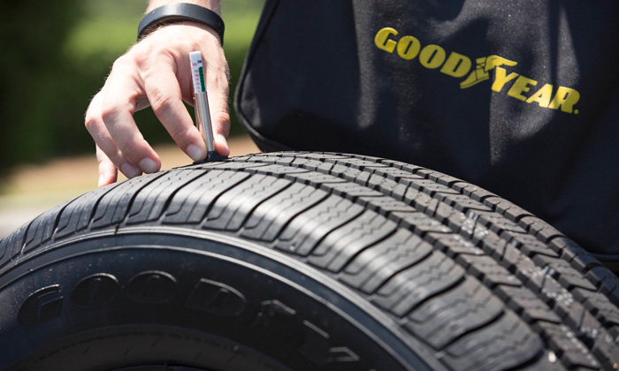 Goodyear pilots tire maintenance solutions for mobility service