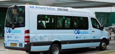 Trial of on-demand bus service 'GoSutton' has launched