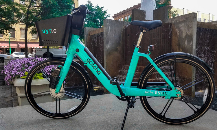 City of Syracuse has launched new bike share programme
