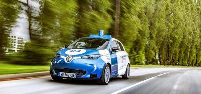 Groupe Renault commences public trial of on-demand, electric autonomous taxi service