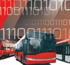 Innovative IT system solutions across public transport