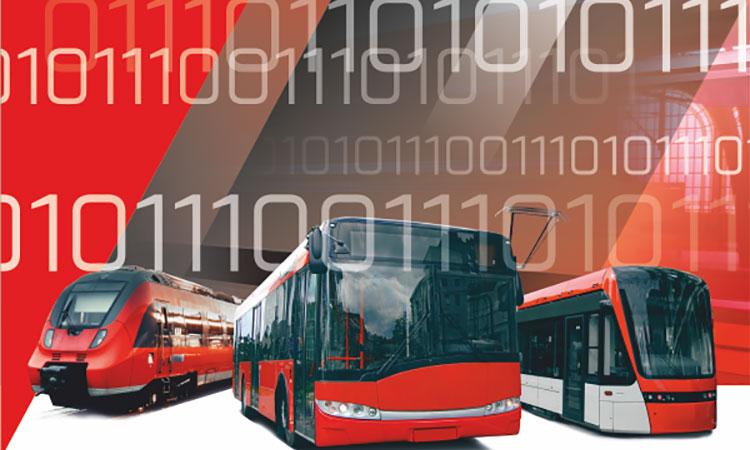 Innovative IT system solutions across public transport