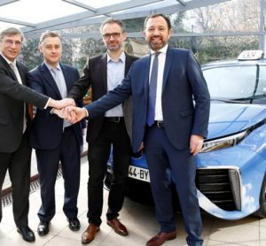 HysetCo is launched to promote the development of hydrogen mobility