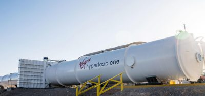 Hyperloop to build world's first long-range test track in Saudi Arabia