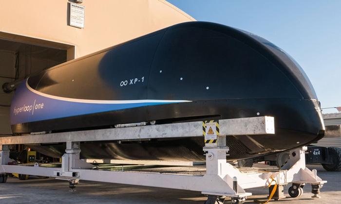 Virgin Hyperloop One has achieved three great milestones