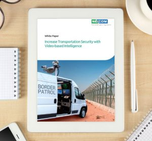 Whitepaper: increased transportation security with video based intelligence