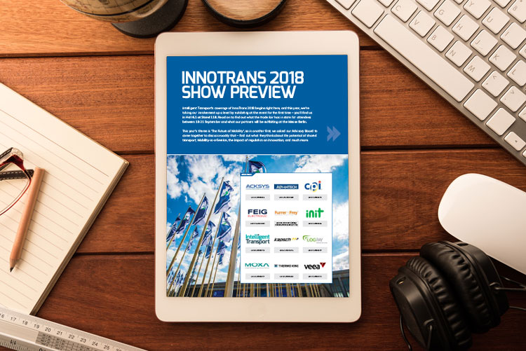 Innotrans 2018 Show Preview