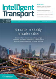 Intelligent Transport 1 2018 cover