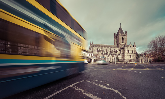 Free public transport for children under five comes to Ireland