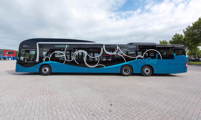 Keolis bus