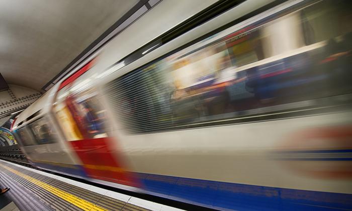 TfL tests new signalling on the London Underground