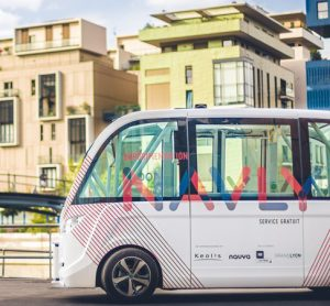 Autonomous shuttles to be rolled out in Lyon