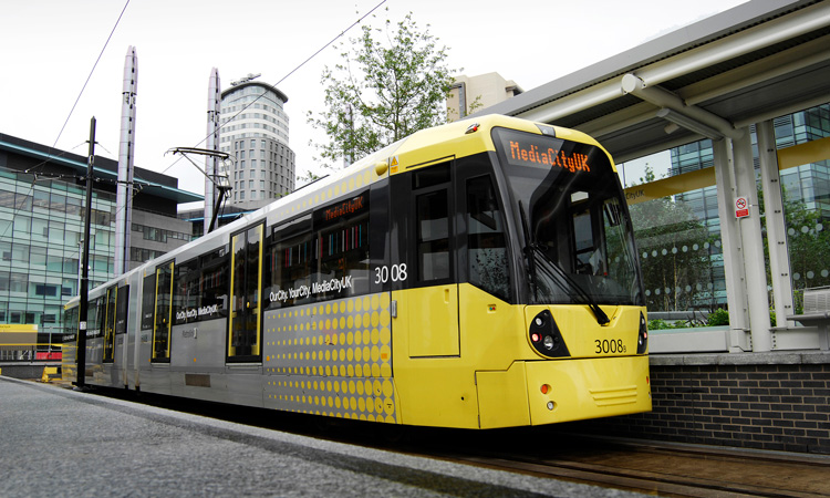 TfGM Metrolink annual ridership more than doubles in past decade