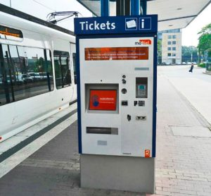 moBiel launch new ticket vending machines from Scheidt & Bachmann