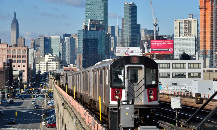Figures show MTA Ridership has increased