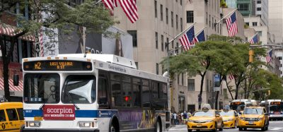 OMNY contactless payment system to go live on all Manhattan buses