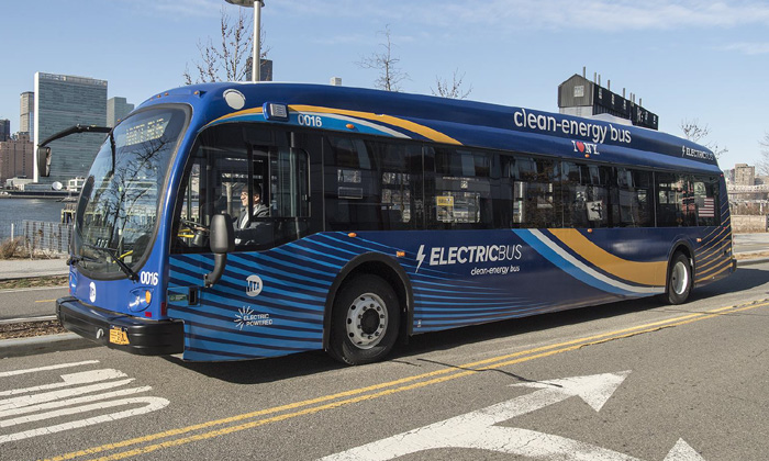 Metropolitan Transportation Authority to test all-electric bus pilot program