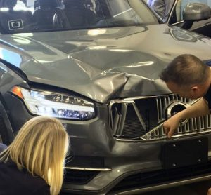 Uber's self-driving programme shut down in Arizona