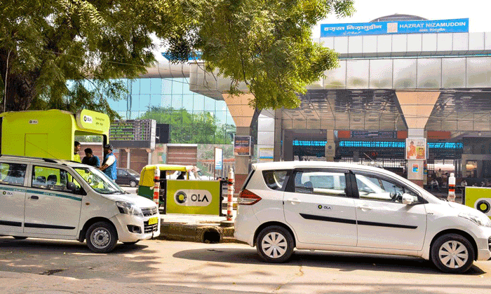 Dehli Division and Ola partner to produce last mile connectivity