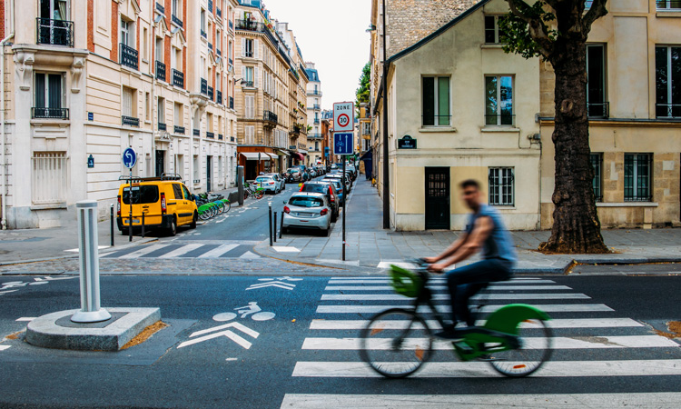 Mayor announces plans to make Paris 100 per cent cycle friendly by 2024