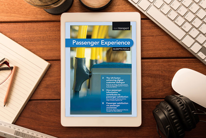 Passenger Experience In-Depth Focus - Issue #4 2017