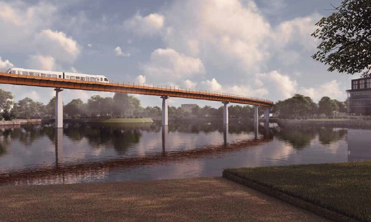 HS2's people mover expected to connect more people to the development