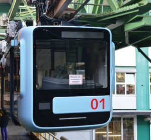 New trains for the Wuppertal Suspension Railway